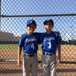 Boys Junior Varsity Baseball ties Saint Cecliia 1 – 1