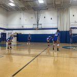 Girls Varsity A Volleyball beats Skycrest Christian School 2 – 0
