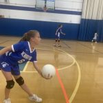Girls Junior Varsity A Volleyball falls to Skycrest 2 – 0
