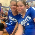 Girls Junior Varsity A Volleyball beats Westlake Christian School 2 – 1