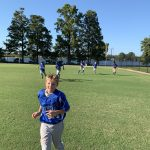 Boys Varsity Baseball falls to Saint Cecelia Catholic School 7 – 2