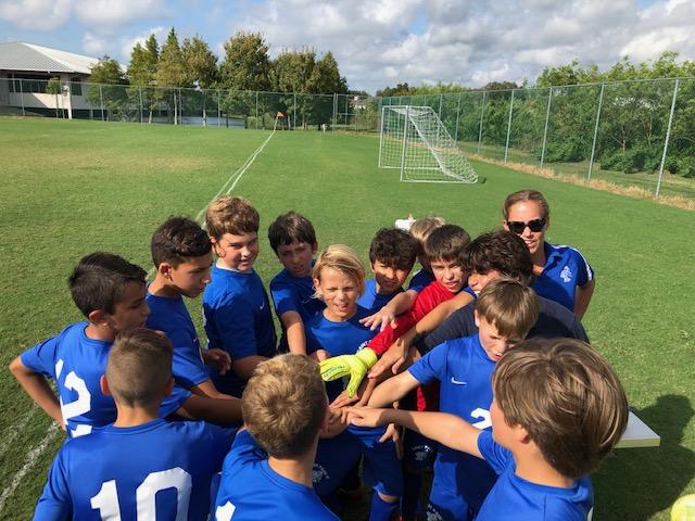 Boys Junior Varsity Soccer ties Skycrest Christian School 3 – 3