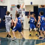 Boys Junior Varsity B Basketball falls to Westlake Christian School 33 – 4