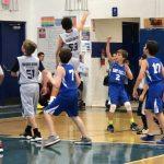 Boys Junior Varsity B Basketball falls to Westlake Christian School 33 – 4