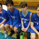 Boys Varsity A Basketball starts slow and unable to recover in loss to GACS