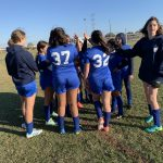 Girls Varsity Soccer falls to Skycrest Christian School 5 – 2