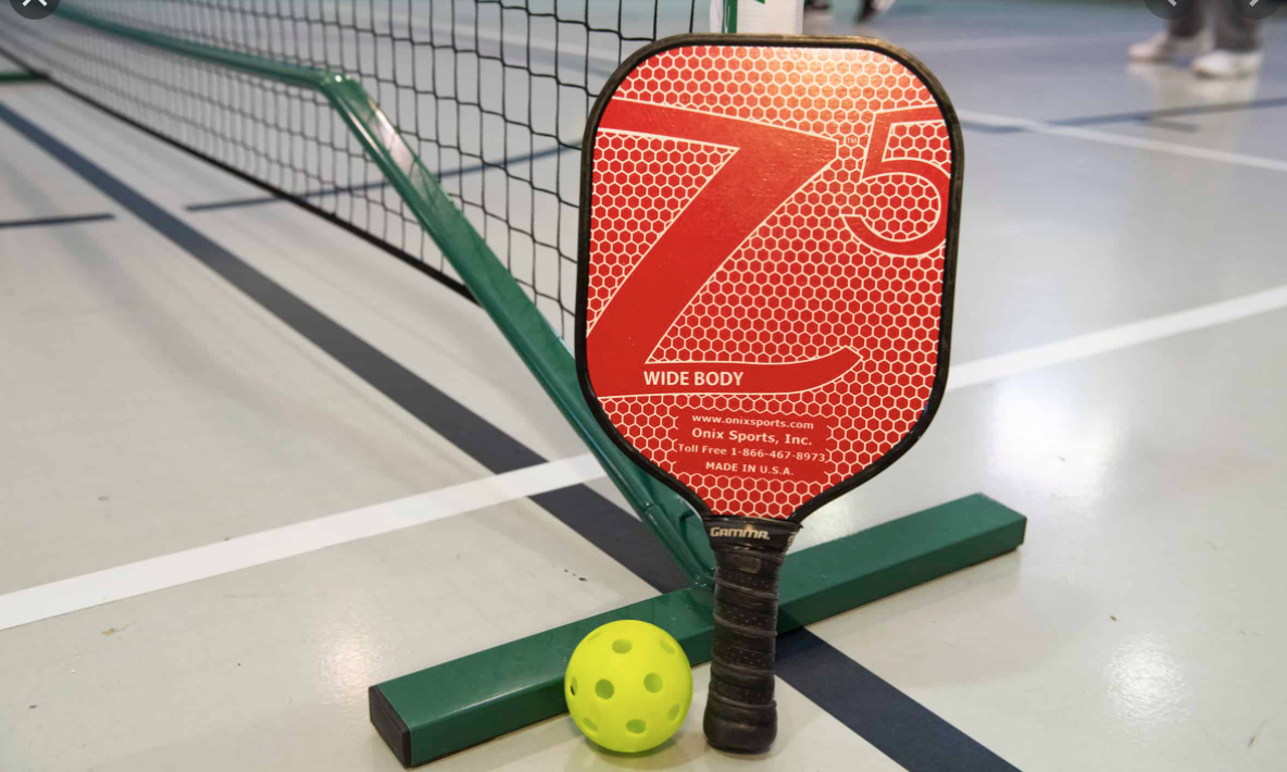Pickleball Begins Next Tuesday!