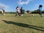 Soccer fun!
