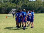 Boys Varsity Flag Football beats Skycrest Christian School 40 – 18