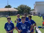Boys Varsity Flag Football beats Countryside Christian Academy 41 – 11