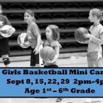 Girls Basketball Mini Camps are Back