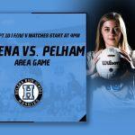 Area Game as Volleyball Hosts Pelham Tonight