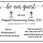 Homecoming Tickets Available Online