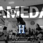 Volleyball Travels to McAdory Tonight- Go Huskies!