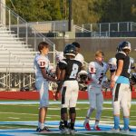 Pictures from JV vs Homewood 9/16