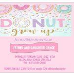 HAA  Father Daughter Dance Fundraiser Feb 22