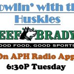 Checkout Howlin with the Huskies Tonight