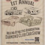 Diamond Club Car Show Rescheduled to JAN 18