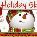 Holiday 5k to Support Track and CrossCountry