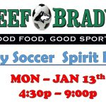 Spirit Night to Support Helena Soccer