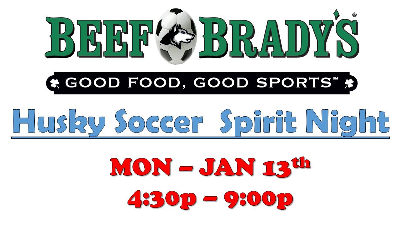 Spirit Night to Support Helena Soccer