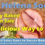 Soccer Announces Honey Baked Ham Sale