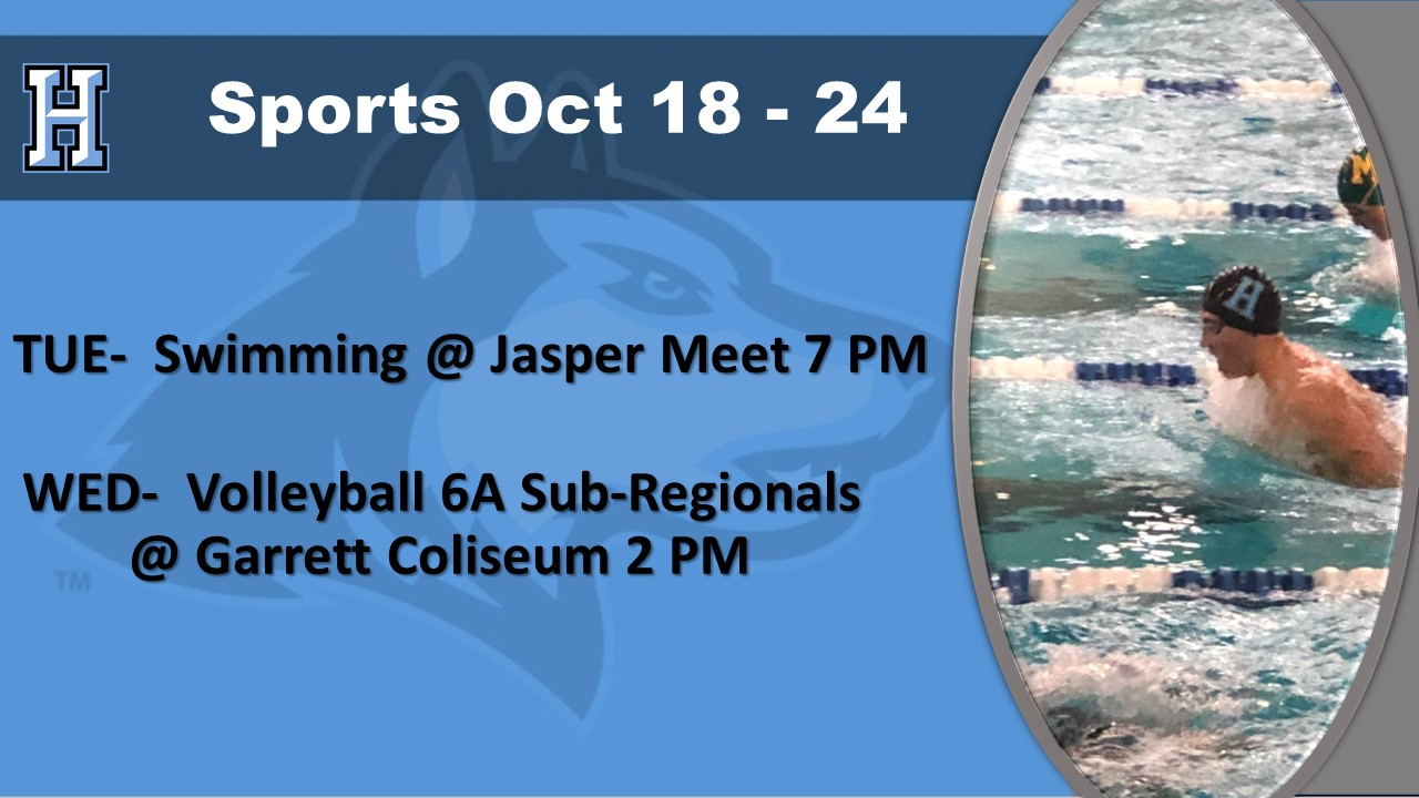 Swimming Season Starts This Week and Volleyball Heads to Sub-Regionals