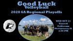 Volleyball at Regionals