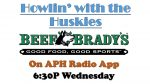 Howlin' On Wednesday this Week Live on APH Radio App from Beef's