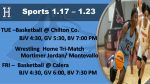Checkout the Sports Action this Week