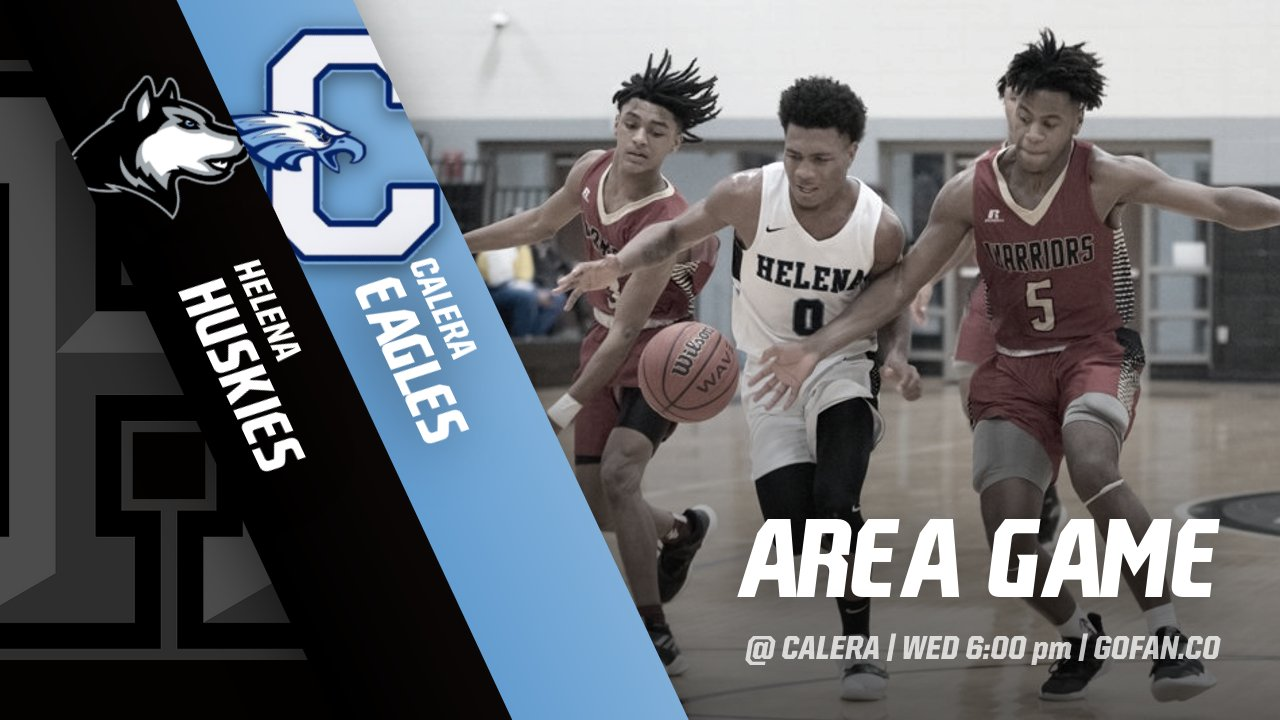 Boys Travel to Calera for 1st Round of Area Playoffs – Go Huskies!