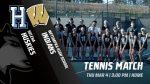 Tennis Hosts Wetumpka