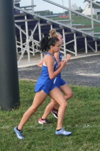 Girl's Cross Country – August 21, 2019 (Northwestern Combo)