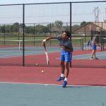 Varsity Tennis - August 29, 2019 (Harrison)