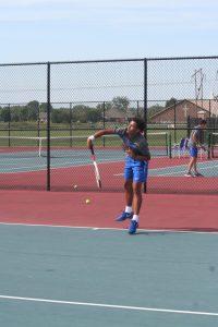 Varsity Tennis – August 29, 2019 (Harrison)
