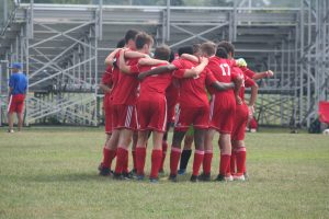 Boy's Varsity Soccer – Saturday, September 21st (Marion)