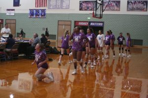 Volleyball – Thursday, October 3rd (Logansport)