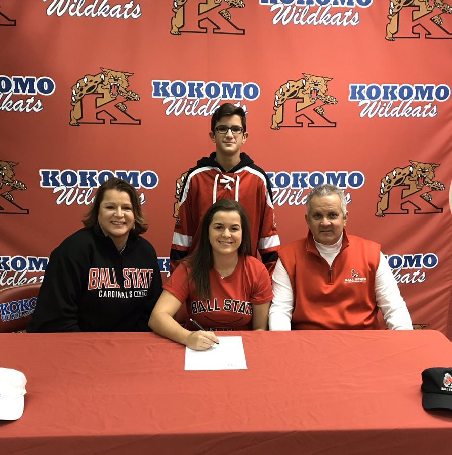 Kiah Parrott Signs with BSU Women's Golf