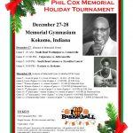 Phil Cox Memorial Holiday Tournament