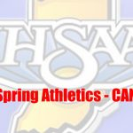 2020 Spring Sports Canceled