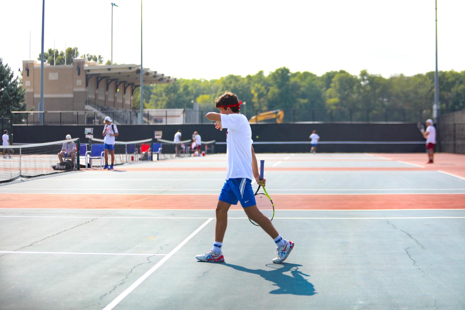 Boy's Tennis (8/24/2020)