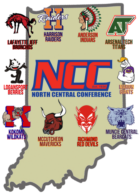 NCC All-Conference Announced