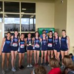 Girls Cross Country Start the Season with a BANG!!!