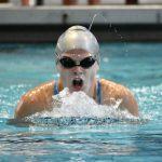 Girls Varsity Swimming beats Boone 171 – 128