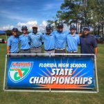 Boys Golf Represented DP at the loftiest degree, finishing 10th overall at FHSAA State Championship. Lead by Brendan Valdes who finished 4 under par and 5th place overall. Thanks for an incredible year!!!