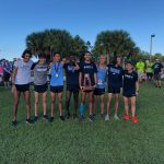 Boys & Girls Cross Country qualify for FHSAA State Championship next Saturday in Tallahassee.  Boys were Regional Runner-up and girls finish 5th.