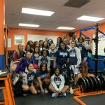 Girls Weightlifting Rolls to Victory against West Orange
