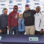 Football National Early Signing for 2 of the best to play at Dr. Phillips, Stephen Dix Jr – Florida State University & Derek Haupt – University of Central Arkansas both will be on there campuses in January