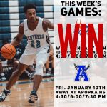 Boys Basketball at Apopka HS Tonight for Big Matchup