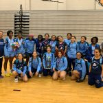 Girls Wrestling adds to their trophy case – Champions at Lady Bear Tournament by a 40pt margin